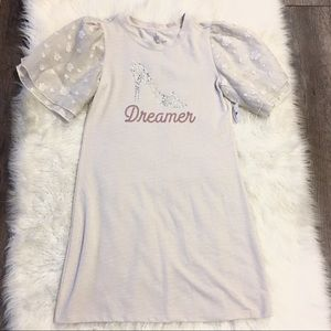 Disney Parks Embellished Cinderella Dreamer Dress